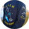 Alien Invasion! Crewneck