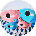 Crybaby! Plush Series
