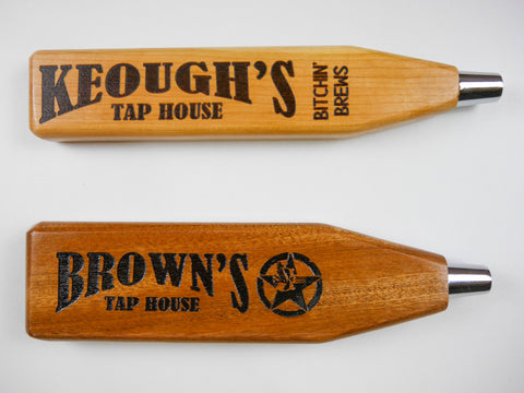 Personalized Tap Handle, Father's Day Gift, Custom Kegerator Accessory