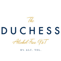 The Duchess Drinks