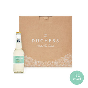 The Duchess 0,0% SPRITZ Elderflower white 12-pack (12 * 275ml)