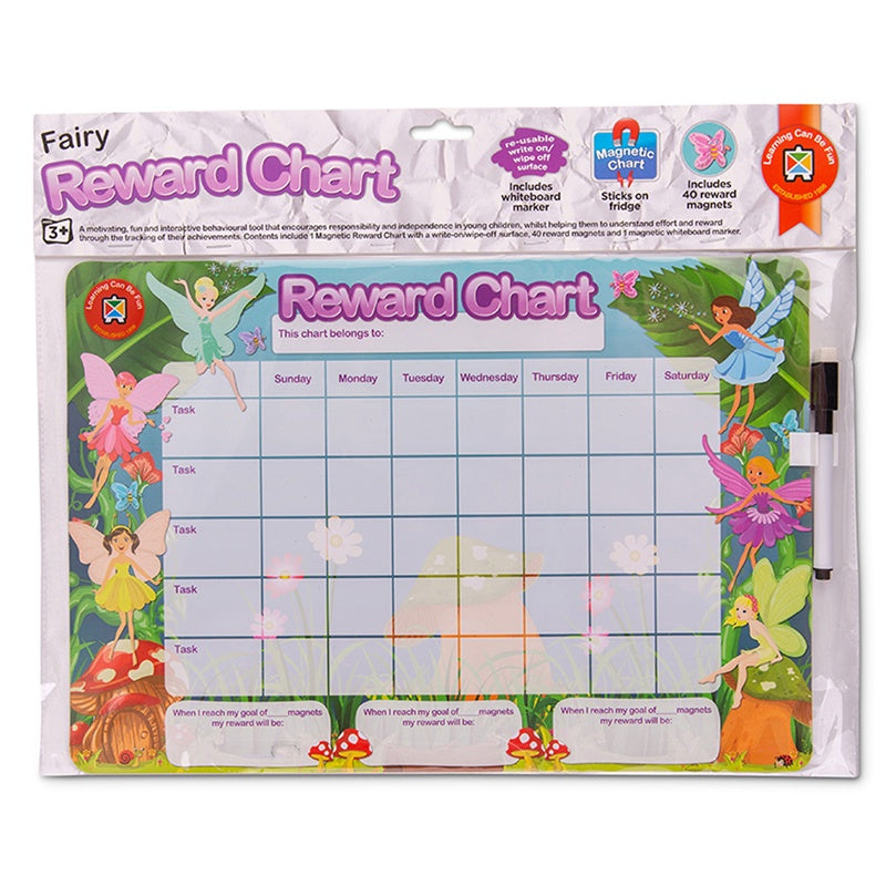 LCBF | Reward Chart Magnetic - Fairy