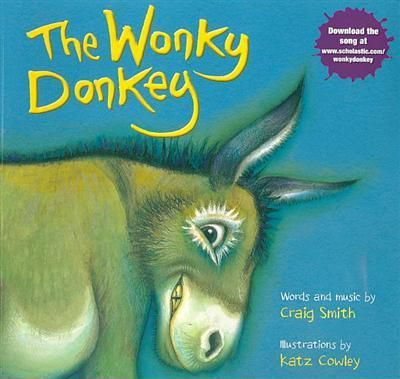 Wonky Donkey and CD