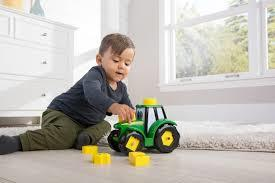 John Deere Learn & Pop Johnny (Shape Sorter)