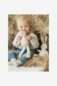 Teddy Organics Ofelia Rabbit or Bear