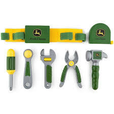 John Deere Deluxe Talking Tool Belt