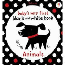 Babys very 1st black and white Book - Animals