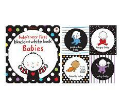 Baby's Very 1st Black and white Babies book | Usborne