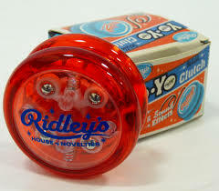Ridley's Classic Toy Yo-Yo in Retro