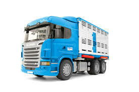 Scania Stock Truck