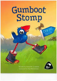 Gumboot Stomp - softcover