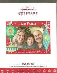 Hallmark Keepsake 2017 Our Family
