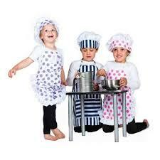 Gollygo little Chef - Navy