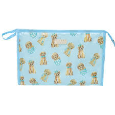 Cavoodles A-Line Cosmetic Bag