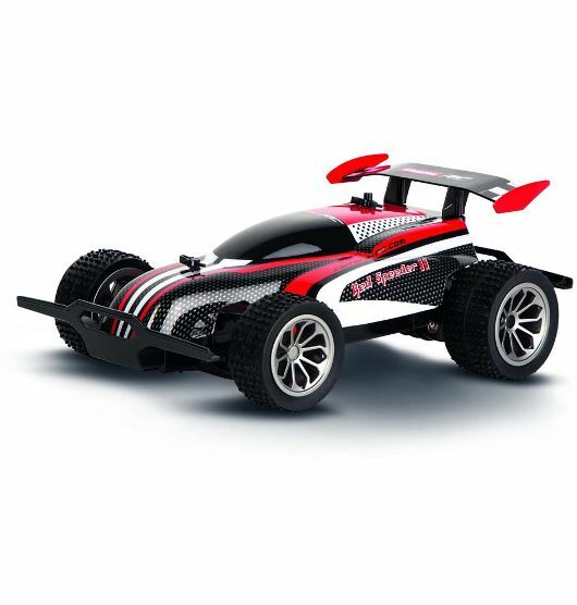 RC Red Speeder 2- 1:20 Scale Carrera remote vehicle