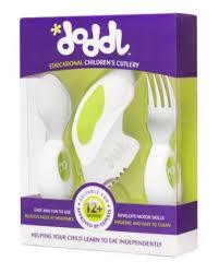 Doddl 3 piece Cutlery set