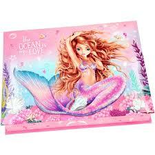 Mermaid Writing Box