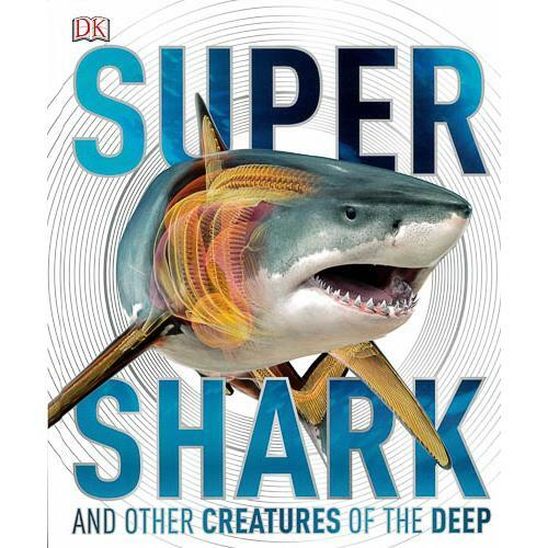 DK | Super shark Hard cover book