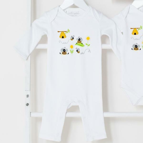 Emotion & Kids | Bumble Bee  Outfit/onesie