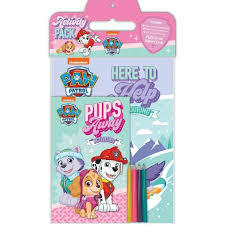 Paw Patrol | Activity Pack Pink