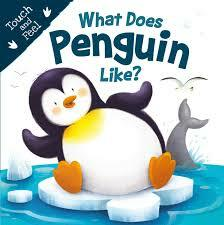 What Does Penguin Like? Board Book