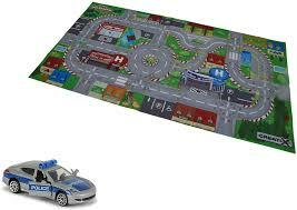 Majorette Creatix Playmat S.O.S/City Play Mat