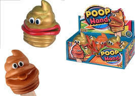 SSS Toys | Poo Gloves