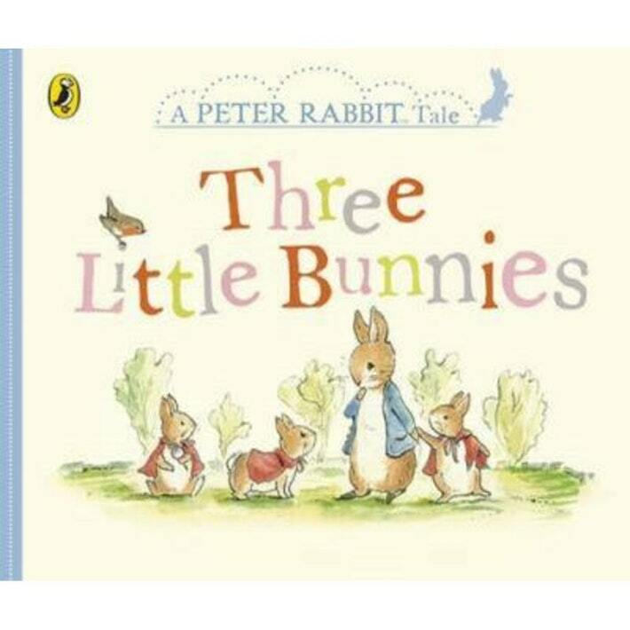 Peter Rabbit | Three Little Bunnies Book