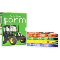 Mini Library Slipcase Farm