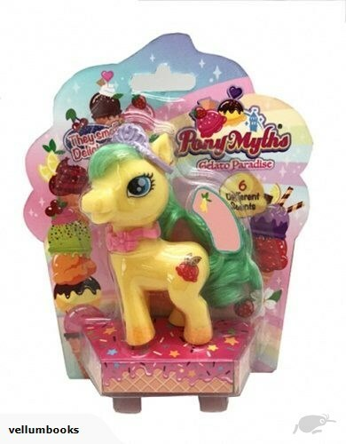 Pony In Blister Pack - Assorted
