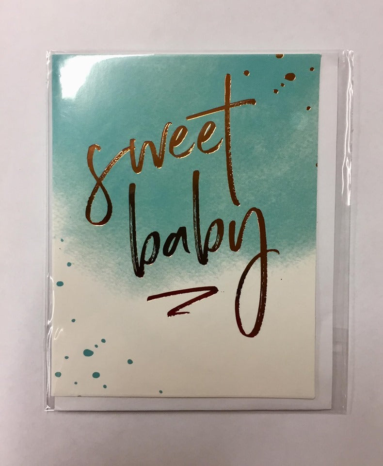Tag Baby Boy Sweet/baby/Blank