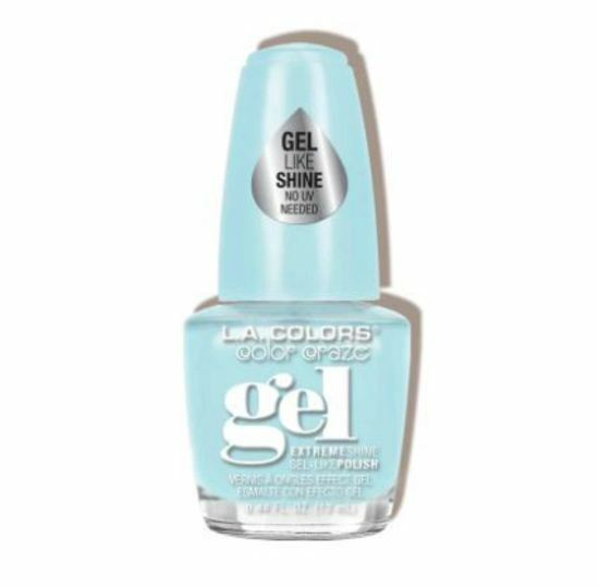LA Colors | Gel Shine Polish - Breezy