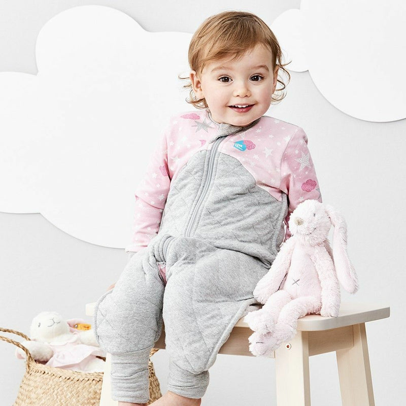 Sleepsuit pink 2.5T | Love To Dream | 12-24 months