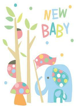 Tag | New Baby Elephant/baby/Blank