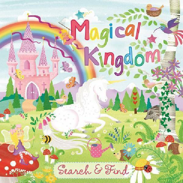 Large Magical Kingdom - Search & Find