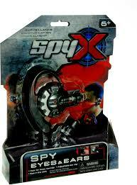 SpyX - Spy Micro Eyes & Ears