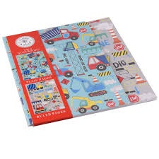 Construction Set Notebooks 2pk