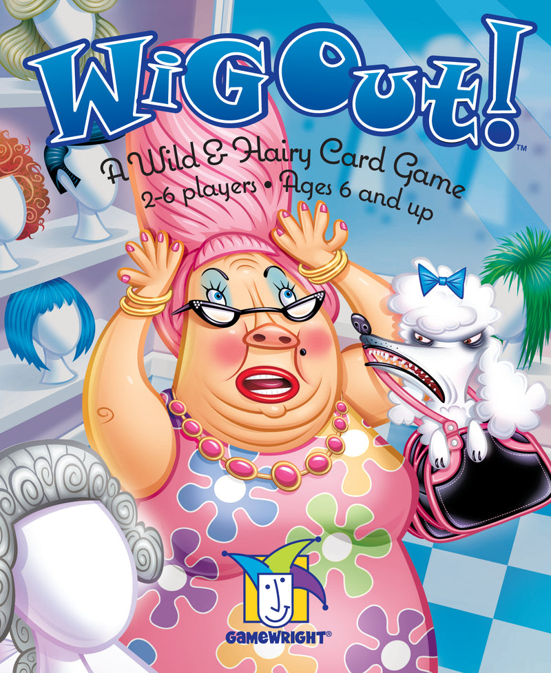 Gamewright | Wig Out card game