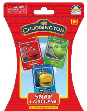 Chuggington Card Game