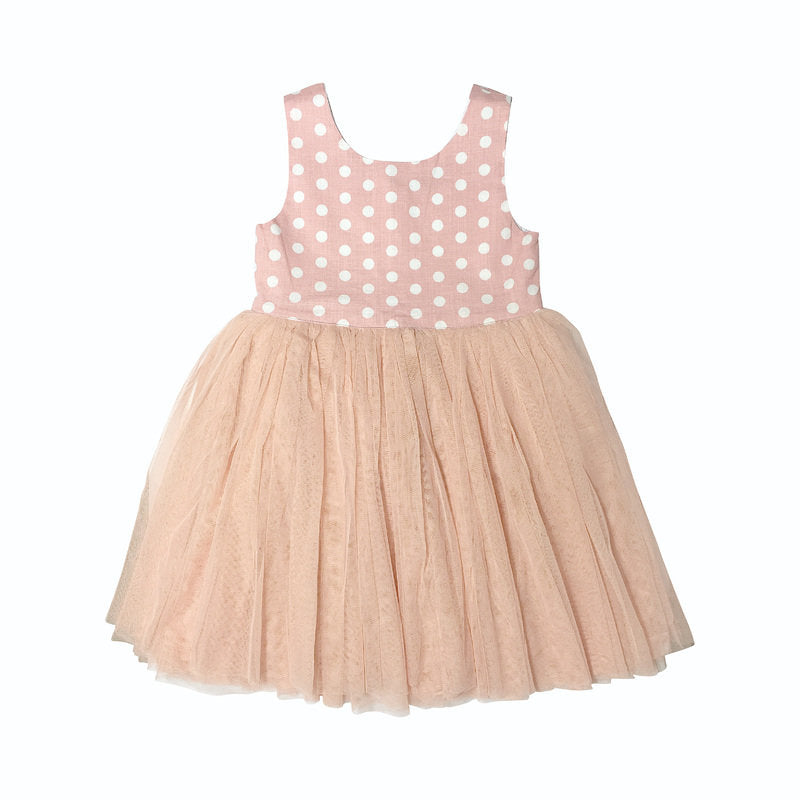 LOVE HENRY DAISY Maggie Tulle Dress - Pink