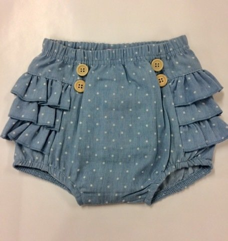 Papoose Chambray Bloomers