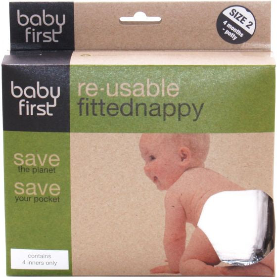 Nappy Liners - Baby First size 2
