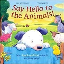 Say Hello To The Animals soft cover