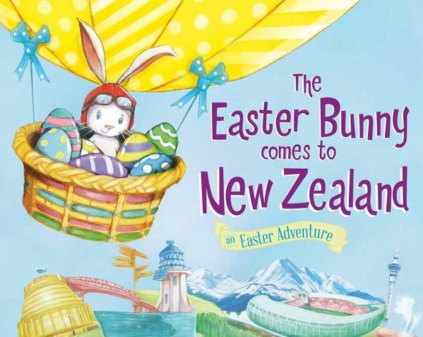 Easter Bunny Comes To New Zealand