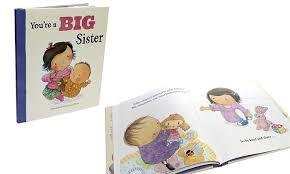 You're a BIG Sister Hardcover