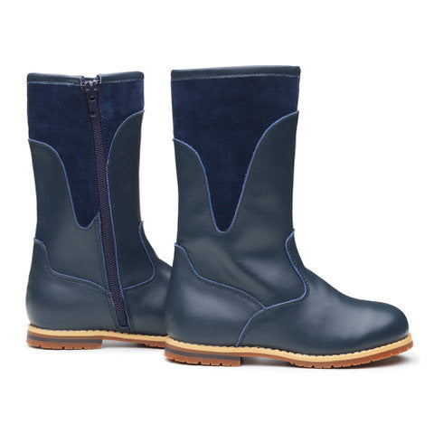 Little Fox Knightsbridge Boot - Navy