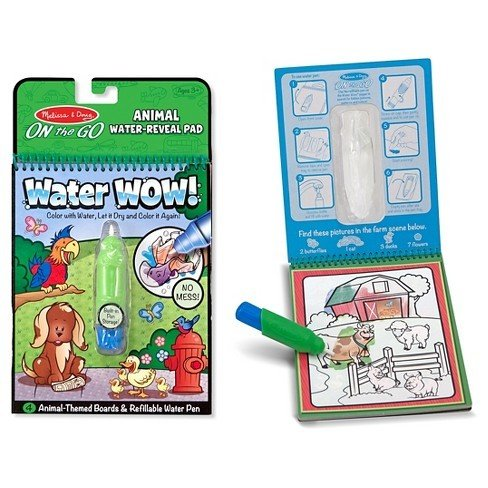 Water Wow | Animals | Melissa & Doug