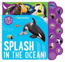 Discovery | Splash in the ocean sound book