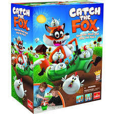 Catch the fox Game | Goliath RRP $34.99