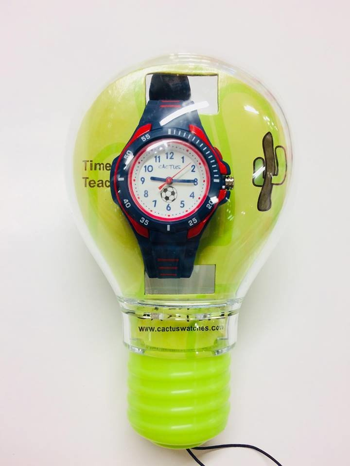 CACTUS | Watch Soccer Ball watch CAC-98-M03